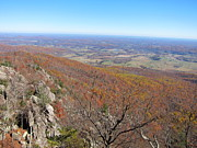 Oldrag Prints - Old Rag Hiking Trail - 121234 Print by DC Photographer
