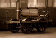 Salman Ravish - Old rail Inspection Car