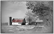 Kathy Williams-Walkup - Old Red Barn