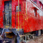 Michelle Calkins - Old Red Caboose