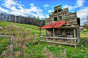 Dan Carmichael - Old Rustic Building in...