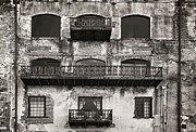 Savannah Architecture Framed Prints - Old Savannah Framed Print by Mario Celzner