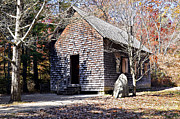 Susan Leggett - Old Schoolhouse Building