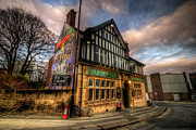 Derby Photos - Old Silk Mill by Yhun Suarez