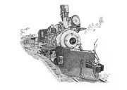 Sonny Perschbacher - Old Steam Locomotive
