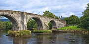 Jane McIlroy - Old Stirling Bridge - Scotland