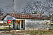 Old Country Roads Photos - Old Store 02 - HDR Processed by Andy Savelle