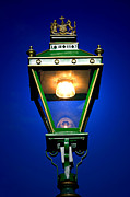 Craig Brown Art - Old Streetlamp by Craig Brown