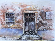 Stephanie Sodel - Old Stucco Building