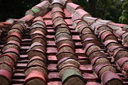 Paul Slebodnick - Old Tiled Roof