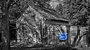 White Barns Photos - Old Times by Bill  Wakeley