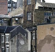 Old Town 3 Print by Jon Blumenaus