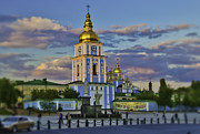 Valerii Tkachenko - Old town cathedral