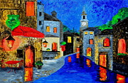 Mariana Stauffer - Old town evening