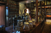 Old Town San Diego Photos - Old Town House Coffee by Yhun Suarez