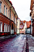 Yevgeni Kacnelson - Old Town Street After...
