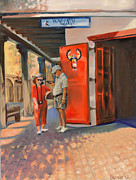 Kathleen Hawkes - Old Town Tourists