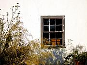 Old Town San Diego Photos - Old town window by Doug Dailey