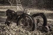 Lynn Geoffroy - Old Tractor