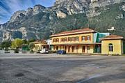 Martina Fagan - Old Train Station Riva del Garda