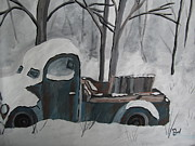 Beverly Livingstone - Old Truck