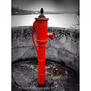 Maeve O Connell - Old water pump Kinsale