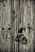 Nicola Fiscarelli - Old Weathered Door