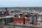 Old West Bottoms Kcmo Print by Liane Wright