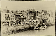 John Adams Photo Prints - Old Whitby Print by John Adams