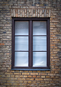 Frame House Photos - Old window by Antony McAulay