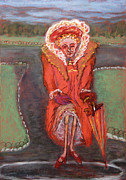 Paul Daly - Old woman in park