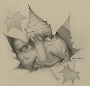 Tim Ernst - Old Woman Leaf