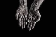 Michael Braham - Old Womans Hands