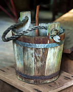 Lynn Palmer - Old Wood Water Pail