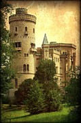 Castle Photos - Old World Castle by Carol Groenen