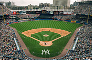 Yankee Stadium Posters - Old Yankee Stadium Photo Poster by Horsch Gallery
