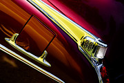 Classic Prints - Olds 88 Taillight  Print by Rebecca Cozart