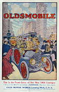 Ira Shander - Oldsmobile For 1908