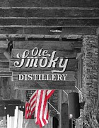 Gatlinburg Tennessee Prints - Ole Smoky Distillery Print by Dan Sproul