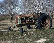 William Havle - Oliver Farm Tractor