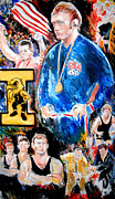 Jon Baldwin  Art - Olympic Wrestling Must Stay