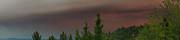 Mick Anderson - Ominous Smoke Cloud Covers the Rogue Valley
