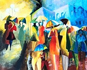Rupa Prakash - On a Rainy Day Again