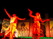 Ramayana Photo Prints - On Stage Chemistry Print by Makarand Purohit