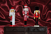 Nutcrackers Prints - On Stage The Nutcracker Print by Randall Branham