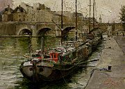 Oleg Trofimoff - On the Banks of the Seine
