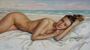 Serguei Zlenko - On the beach