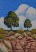 Gayle Faucette Wisbon - On the Bluff