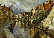 Oleg Trofimoff - On the Canals of Brugge