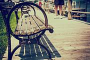 Karol  Livote - On The Dock